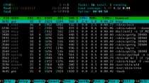 Quick and Dirty: Installing Htop on FreeBSD 10.x